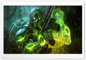 Terran Ghost - Starcraft 2