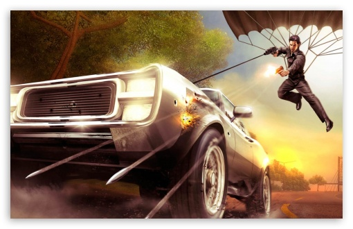 Download Just Cause UltraHD Wallpaper