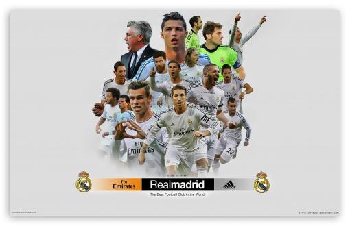 Download Real Madrid Wallpaper 2014 UltraHD Wallpaper