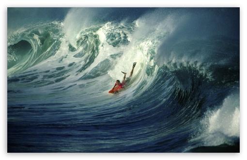 Download Surfing UltraHD Wallpaper