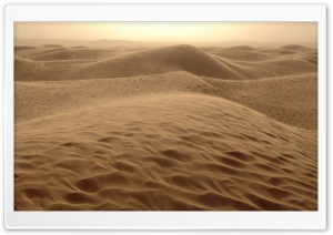 Awesome Hilly Desert