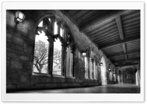 University Of Chicago Hallway