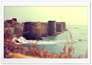 Sindhudurg Fort, Maharashtra,...