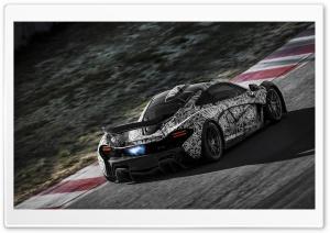 McLaren P1 Car Race
