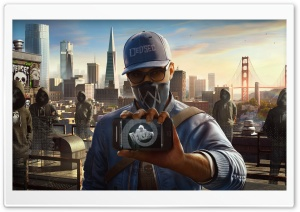 Watch Dogs 2 DedSec