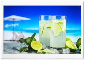 Lemonade Summer Cold Drinks