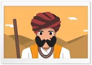 Rajasthan Guy