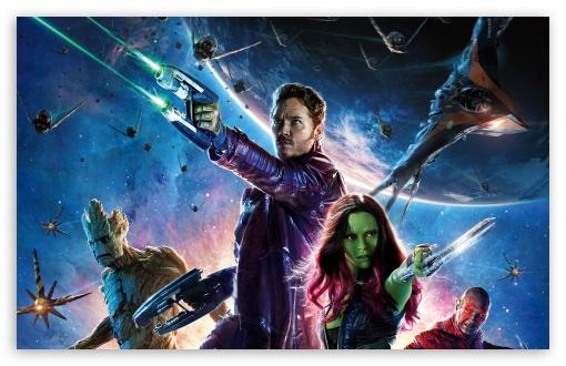 Download Guardians of the Galaxy UltraHD Wallpaper