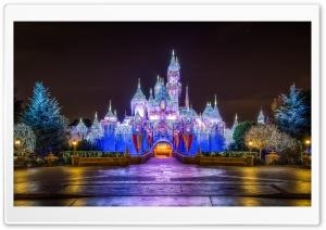 Castle, Christmas