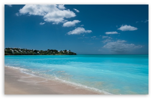 Download Valley Church Beach, Antigua UltraHD Wallpaper