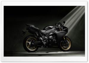 Yamaha YZF-R1 Black