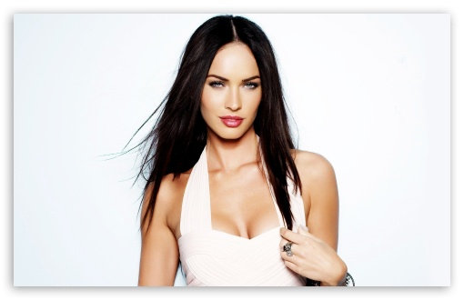 Download Megan Fox New Look UltraHD Wallpaper