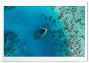 Scuba Diver, Shipwreck