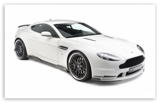Download Aston Martin Hamann V8 Vantage UltraHD Wallpaper