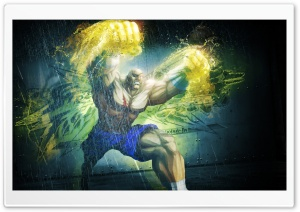 SAGAT IN STREET FIGHTER