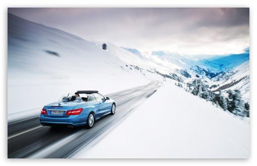 Download Mercedes Benz E Class UltraHD Wallpaper