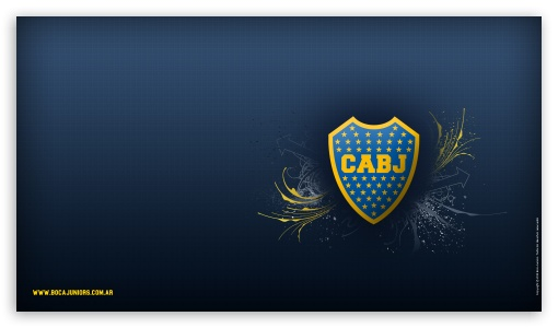 Download Boca Juniors Wide UltraHD Wallpaper