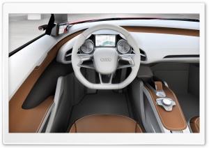 Audi E Tron Car Interior