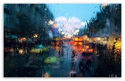 Download Rainy Weather UltraHD Wallpaper