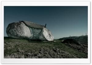 Stone House, Fafe Mountains,...