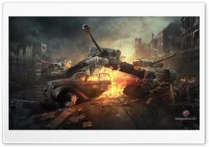 World of Tanks Online Game