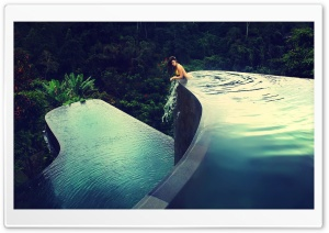 Rainforest Luxury Hotel