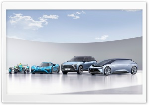 NextEV Nio Electric Cars