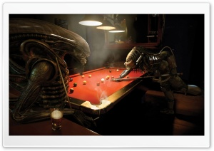 Alien Vs Predator, Pool