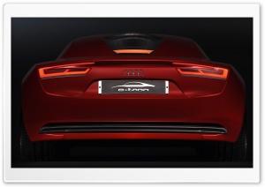 Audi E Tron Rear
