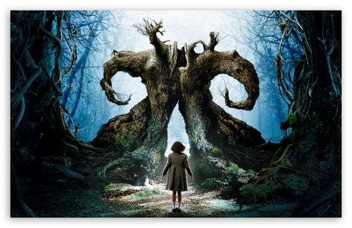 Download Pan's Labyrinth UltraHD Wallpaper