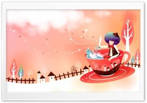 Childhood Fairytales Tea Cup...