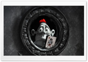 Mary And Max Mirror Reflection