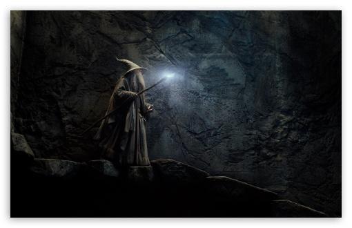 Download The Hobbit Desolation Of Smaug Gandalf UltraHD Wallpaper