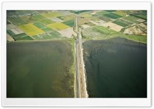 Road Aerial View