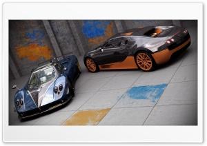 Supercars 3D