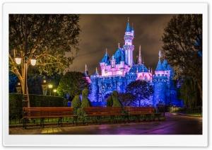 Disneyland Sleeping Beauty...
