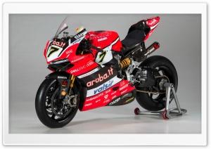2017 Aruba WorldSBK Ducati...