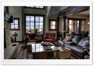 Mountain Villa Interior