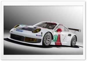 Porshe 911 RSR - 2013
