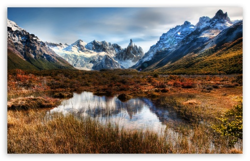 Download Landscape In Argentina UltraHD Wallpaper