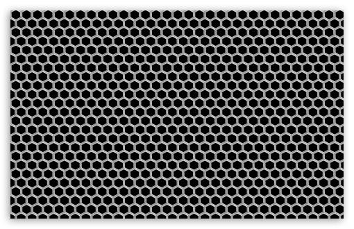 Download Hexagonal Grid UltraHD Wallpaper