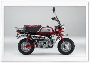 Honda Monkey Z50 Limited 2009...
