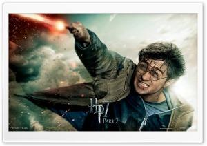 HP7 Part 2 Harry Potter