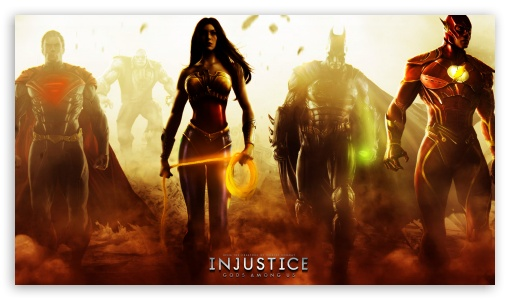 Download Injustice Gods Among Us (2013) UltraHD Wallpaper