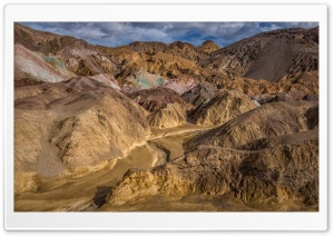Artist Palette, Death Valley...
