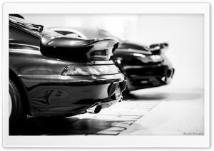 993 Porsche Turbo and 996...