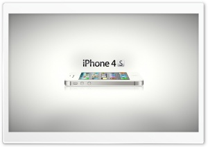 iPhone 4S - Embrace the Future