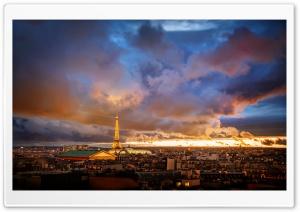 Romantic Night in Paris