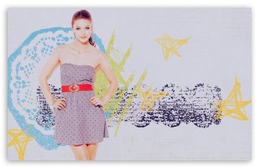 Download Melissa Benoist UltraHD Wallpaper