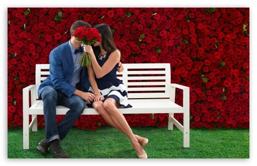 Download Valentine's Day Date UltraHD Wallpaper